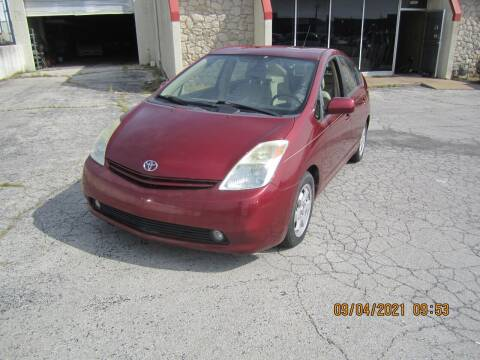 2005 Toyota Prius for sale at Competition Auto Sales in Tulsa OK