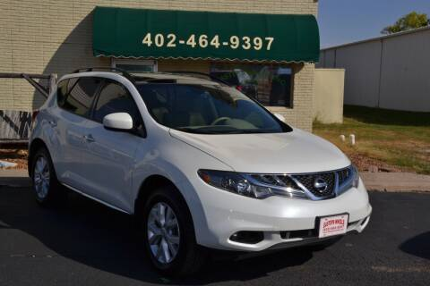 2014 Nissan Murano for sale at Eastep's Wheels in Lincoln NE