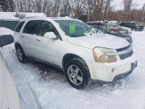 2008 Chevrolet Equinox for sale at Northwoods Auto & Truck Sales in Machesney Park IL