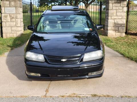 2004 Chevrolet Impala for sale at Blue Ridge Auto Outlet in Kansas City MO