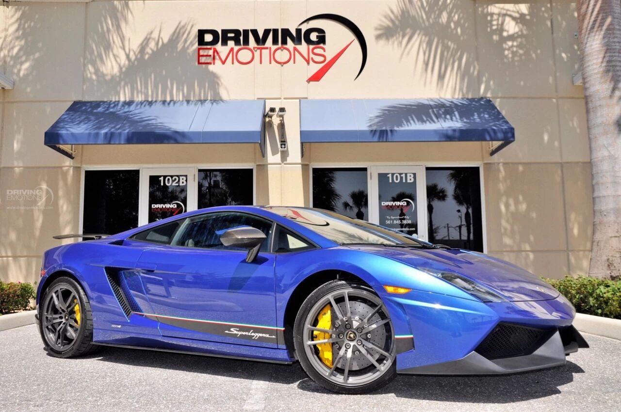 Used 2013 Lamborghini Gallardo For Sale Carsforsale Com