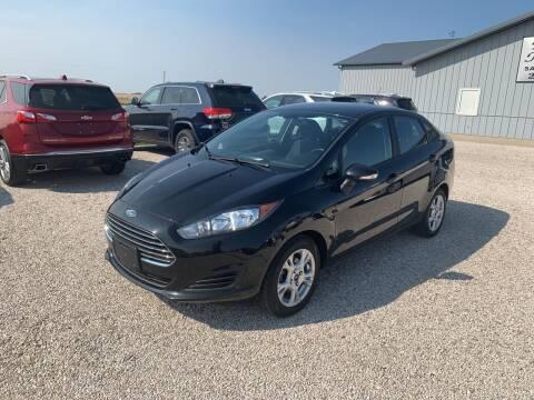 2015 Ford Fiesta for sale at Burtle Motors in Auburn IL