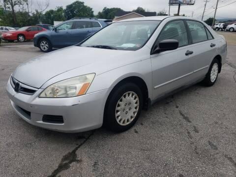2006 Honda Accord for sale at Salem Auto Sales in Salem VA