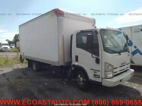 2015 Isuzu NPR DSL RE for sale at East Coast Auto Source Inc. in Bedford VA