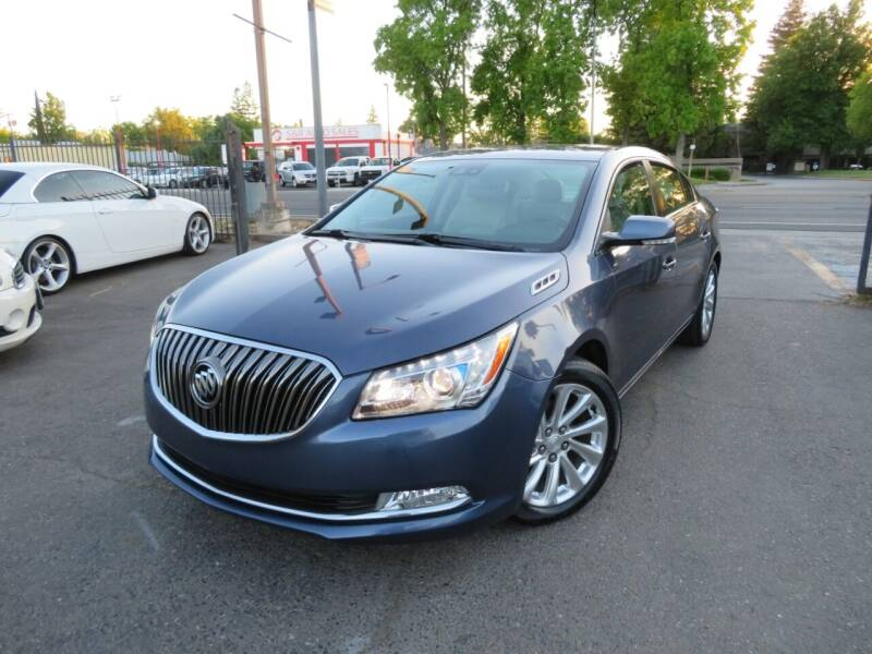 2015 Buick LaCrosse for sale at KAS Auto Sales in Sacramento CA