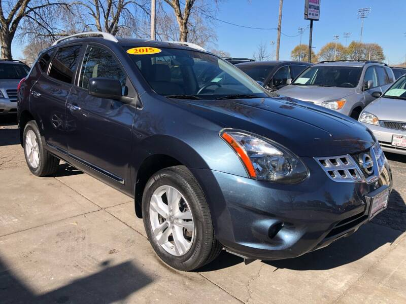 2015 Nissan Rogue Select for sale at Direct Auto Sales in Milwaukee WI