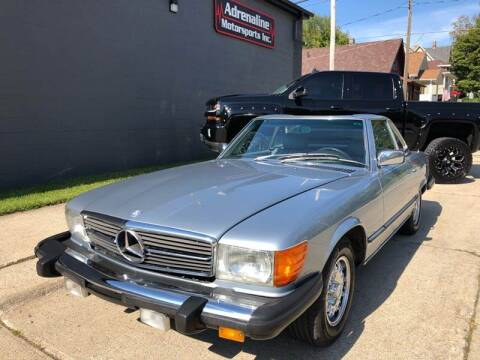 1982 Mercedes-Benz 380-Class for sale at Adrenaline Motorsports Inc. in Saginaw MI