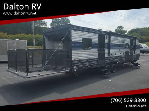 2021 Forest River Grey Wolf 27RR for sale at Dalton RV in Dalton GA