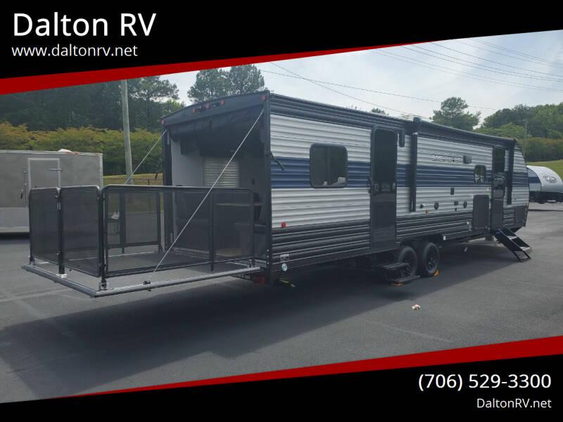 2022 Forest River Grey Wolf 27RR for sale at Dalton RV in Dalton GA