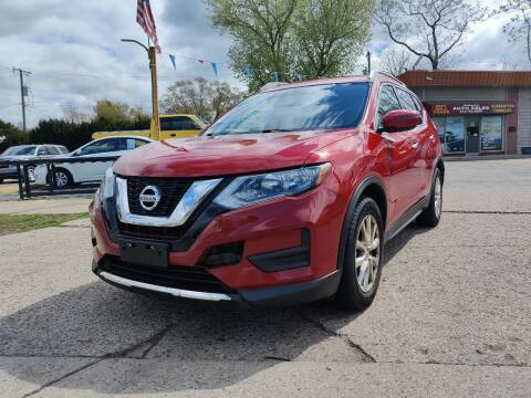 2017 Nissan Rogue for sale at Lamarina Auto Sales in Dearborn Heights MI