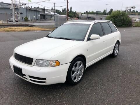 2001 Audi S4 for sale at South Tacoma Motors Inc in Tacoma WA