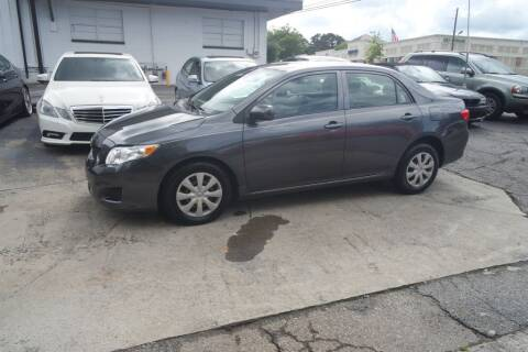 2009 Toyota Corolla for sale at E-Motorworks in Roswell GA