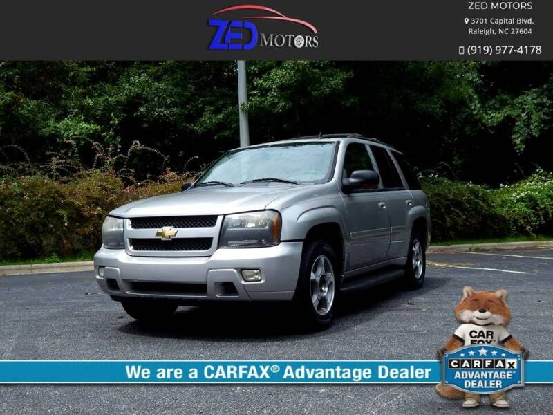 2006 Chevrolet TrailBlazer for sale at Zed Motors in Raleigh NC