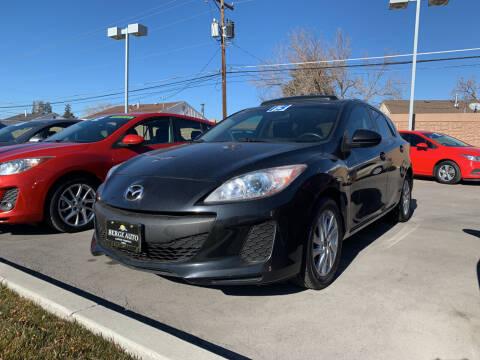2013 Mazda MAZDA3 for sale at Berge Auto in Orem UT