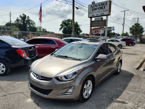 2016 Hyundai Elantra for sale at Advance Import in Tampa FL