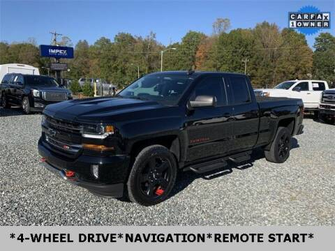 2017 Chevrolet Silverado 1500 for sale at Impex Auto Sales in Greensboro NC