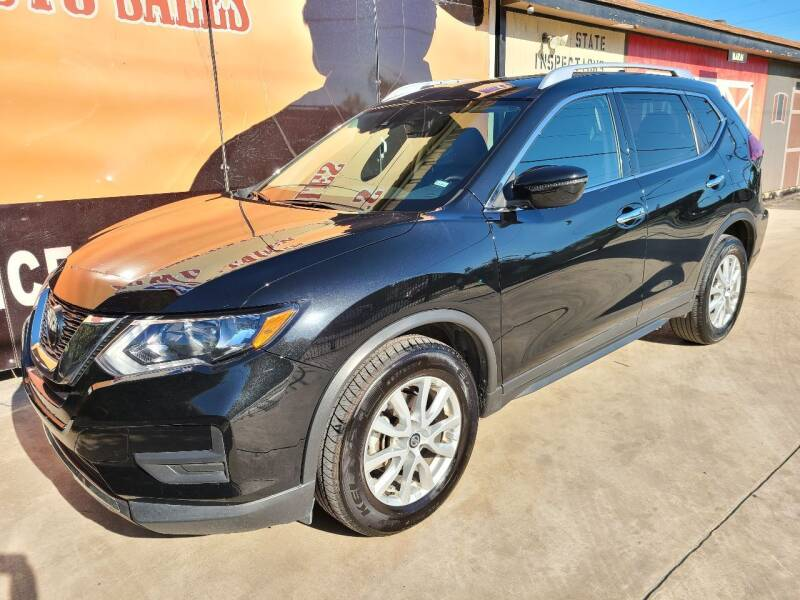 2019 Nissan Rogue for sale at Cowboy's Auto Sales in San Antonio TX