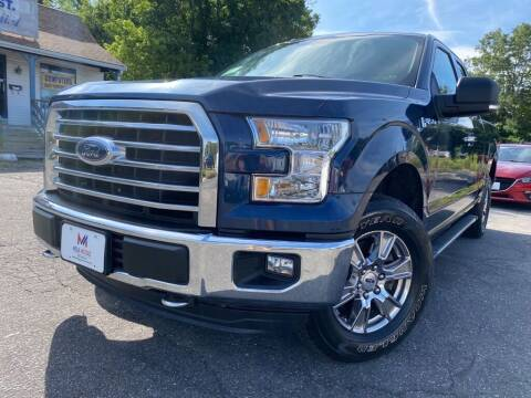 2015 Ford F-150 for sale at Mega Motors in West Bridgewater MA
