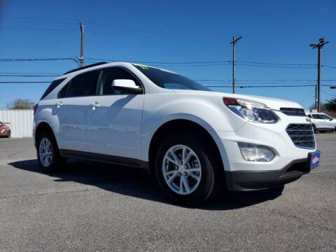 2017 Chevrolet Equinox for sale at All Star Mitsubishi in Corpus Christi TX