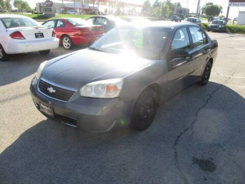 2007 Chevrolet Malibu for sale at King's Kars in Marion IA
