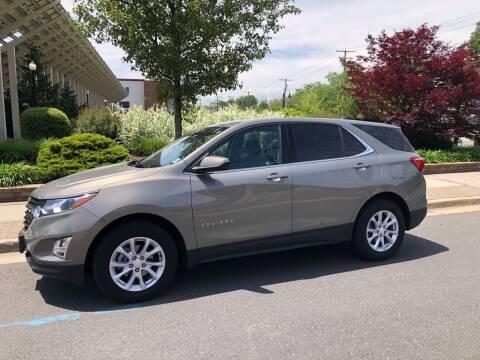 2018 Chevrolet Equinox for sale at M & E Motors in Neptune NJ
