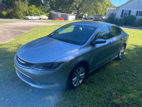 2015 Chrysler 200 for sale at Adams Auto Group Inc. in Charlotte NC