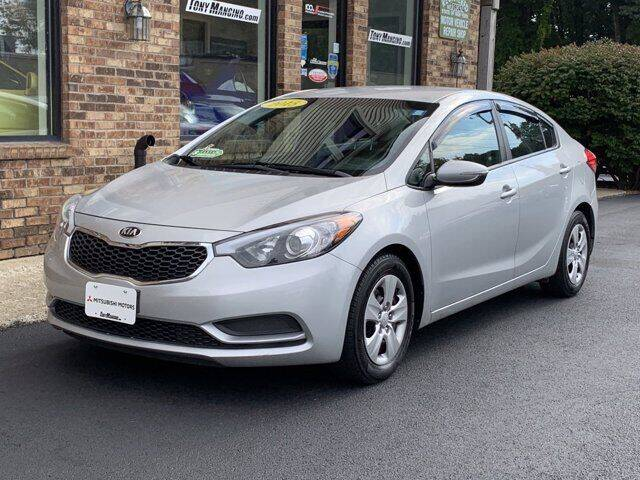 2015 Kia Forte for sale at The King of Credit in Clifton Park NY
