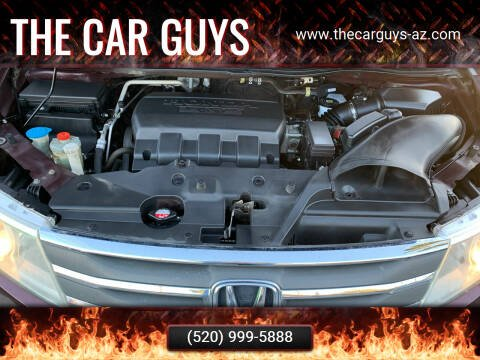 2011 Honda Odyssey for sale at The Car Guys in Tucson AZ