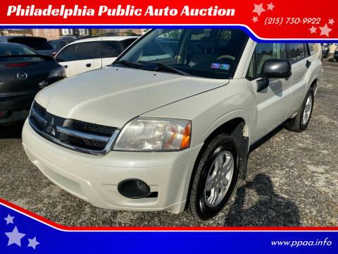 2008 Mitsubishi Endeavor for sale at Philadelphia Public Auto Auction in Philadelphia PA