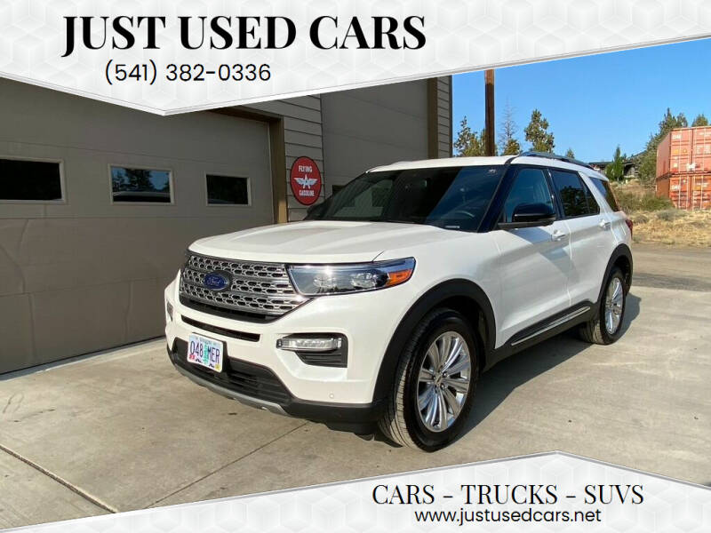 2020 Ford Explorer for sale at Just Used Cars in Bend OR