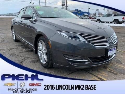 2016 Lincoln MKZ for sale at Piehl Motors - PIEHL Chevrolet Buick Cadillac in Princeton IL