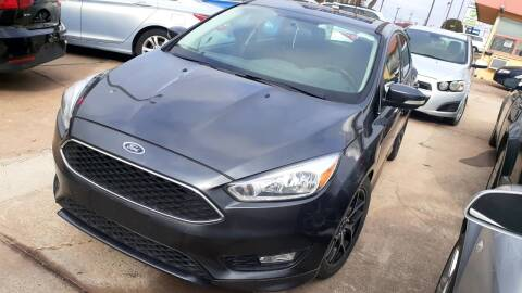 2016 Ford Focus for sale at Automay Car Sales in Oklahoma City OK