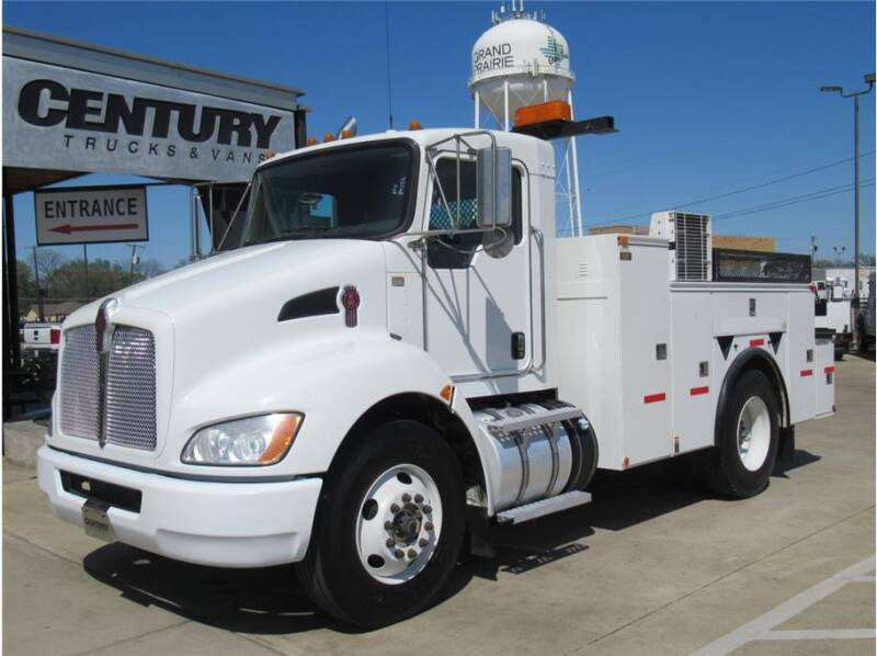2012 Kenworth T370 for sale in Grand Prairie, TX
