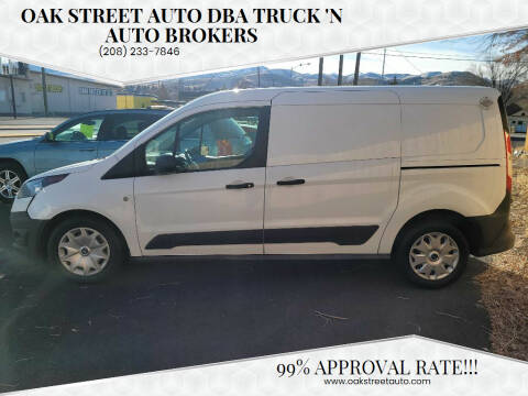 2016 Ford Transit Connect Cargo for sale at Oak Street Auto DBA Truck 'N Auto Brokers in Pocatello ID