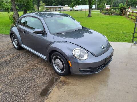 2012 Volkswagen Beetle for sale at MG Autohaus in New Caney TX