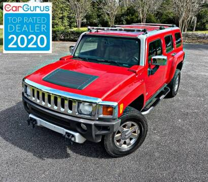 2008 HUMMER H3 for sale at Brothers Auto Sales of Conway in Conway SC
