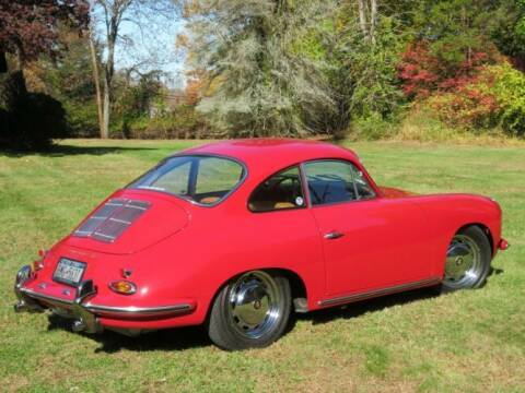 1965 Porsche 356 for sale at Classic Car Deals in Cadillac MI