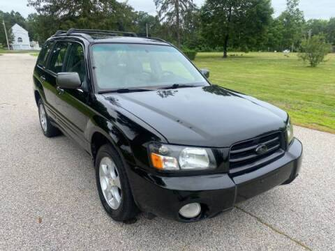 2003 Subaru Forester for sale at 100% Auto Wholesalers in Attleboro MA
