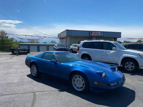 1992 Chevrolet Corvette for sale at FIESTA MOTORS in Hagerstown MD