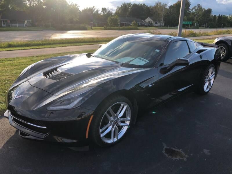 2015 Chevrolet Corvette for sale at Adrenaline Motorsports Inc. in Saginaw MI