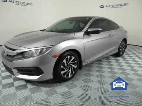 2016 Honda Civic for sale at AUTO HOUSE TEMPE in Tempe AZ