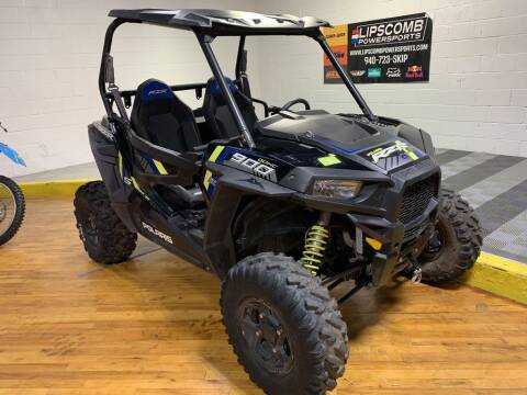 2015 Polaris RZR® S 900 EPS Black Pear for sale at Lipscomb Powersports in Wichita Falls TX
