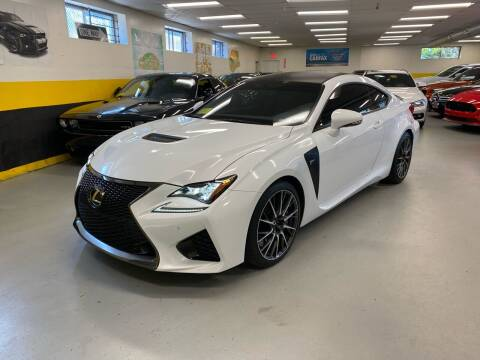 2015 Lexus RC F for sale at Newton Automotive and Sales in Newton MA