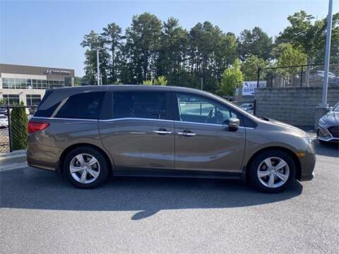 2018 Honda Odyssey for sale at CU Carfinders in Norcross GA
