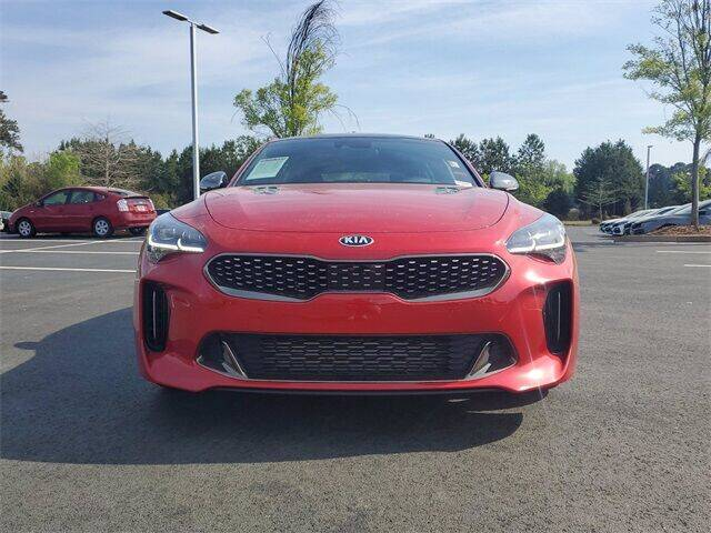 2018 Kia Stinger for sale at Lou Sobh Kia in Cumming GA