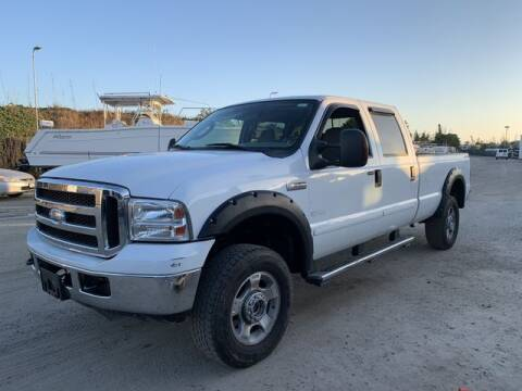 2007 Ford F-350 Super Duty for sale at TOP OFF MOTORS in Costa Mesa CA