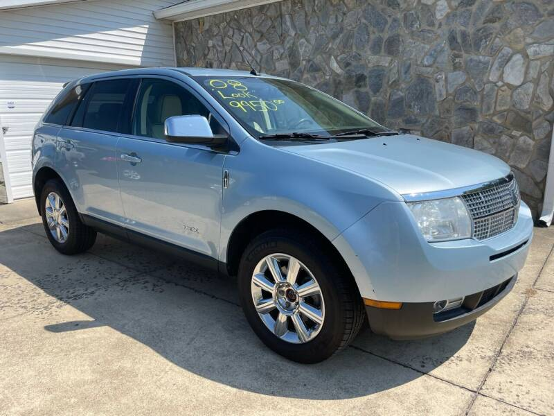 2008 Lincoln MKX for sale at Jack Hedrick Auto Sales Inc in Madison NC