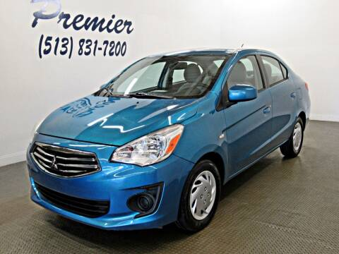 2017 Mitsubishi Mirage G4 for sale at Premier Automotive Group in Milford OH