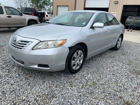 2009 Toyota Camry for sale at Bayou Motors Inc in Houma LA