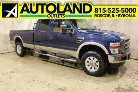2008 Ford F-350 Super Duty for sale at AutoLand Outlets Inc in Roscoe IL